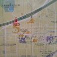 二日市温泉近郊地図