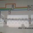 高速バス路線図