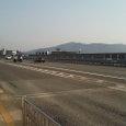 高速道路の眺め