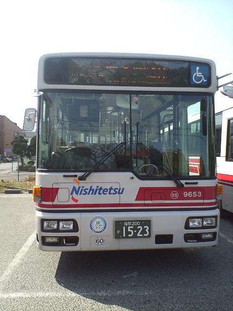 9653号車