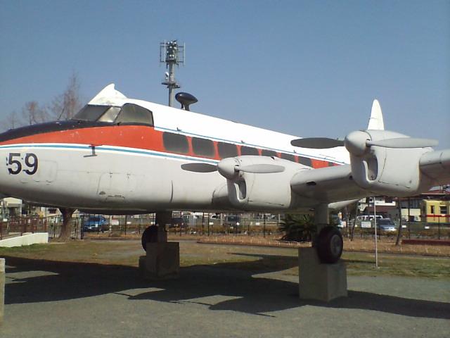 デハビランド DH.114 ヘロン (JA6159)