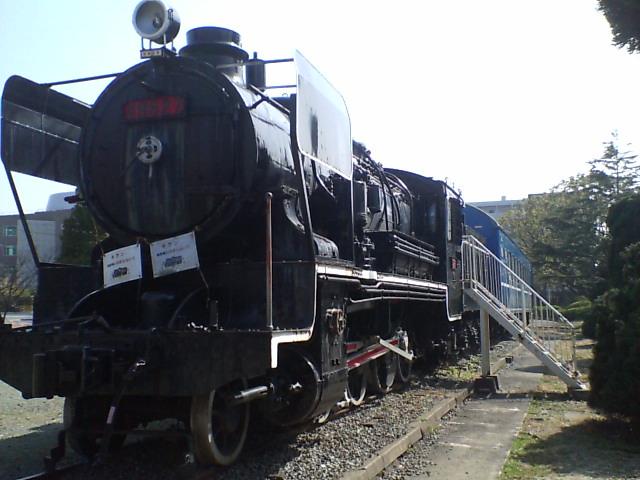 9600形蒸気機関車