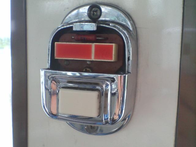 不完全版降車ボタン
