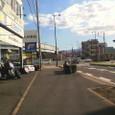 一般道と都市高速