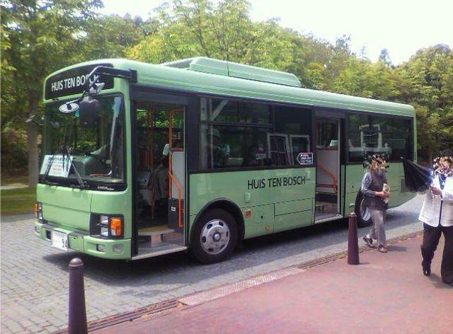 ハウステンボス シャトルバス