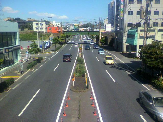 国道3号線