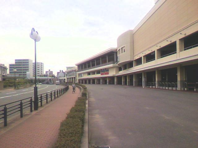 ホークスタウンモール(閑散日)